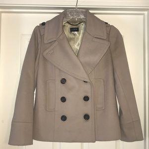 J. Crew cute wool blazer jacket size 0 petite